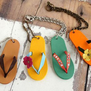 Miniature Beach sandal Kit